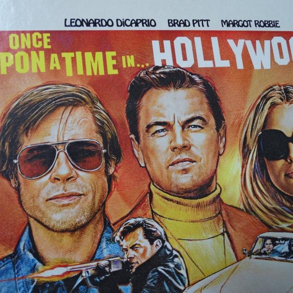 Érase una vez en... Hollywood Edición Coleccionista UHD+Blu-ray digipack detalle portada