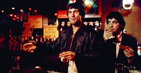 Robert De Niro en una imagen de Malas calles