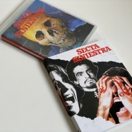 Secta siniestra Blu-ray funda + amaray