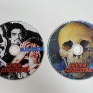 Secta siniestra Blu-ray discos