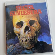 Secta siniestra Blu-ray amaray portada