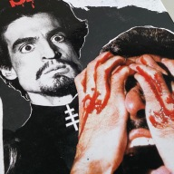 Secta siniestra Blu-ray funda detalle portada