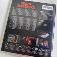 Secta siniestra Blu-ray amaray contraportada