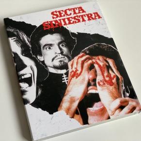 Secta siniestra Blu-ray funda portada