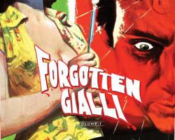 Gialli olvidados en Blu-ray por Vinegar Syndrome