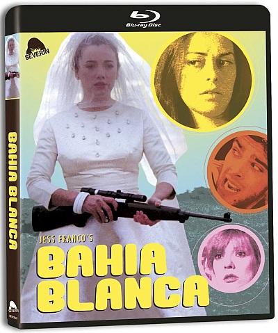 Portada de Bahía blanca, dirigida por Jess Franco