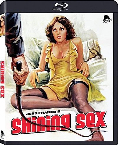 Portada de Shining Sex, dirigida por Jess Franco