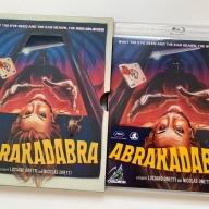 Funda y Blu-ray de Abrakadabra