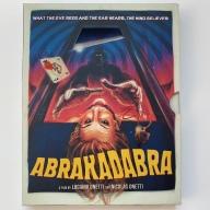 Blu-ray de Abrakadabra, por Cauldron Films