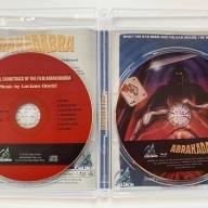CD con la BSO y Blu-ray de Abrakadabra