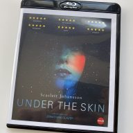 Under the Skin en Blu-ray por Cameo y Avalon
