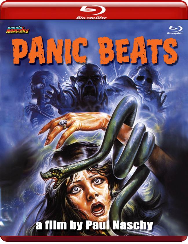 Latidos de pánico por Mondo Macabro, carátula B