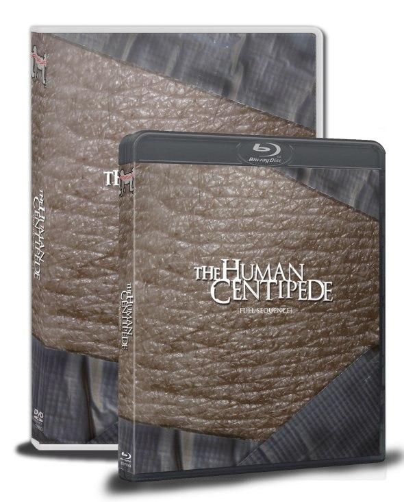 Blu-ray de El ciempiés humano 2