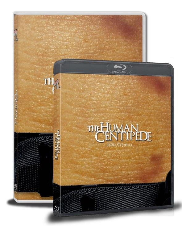 Blu-ray de El ciempiés humano 3