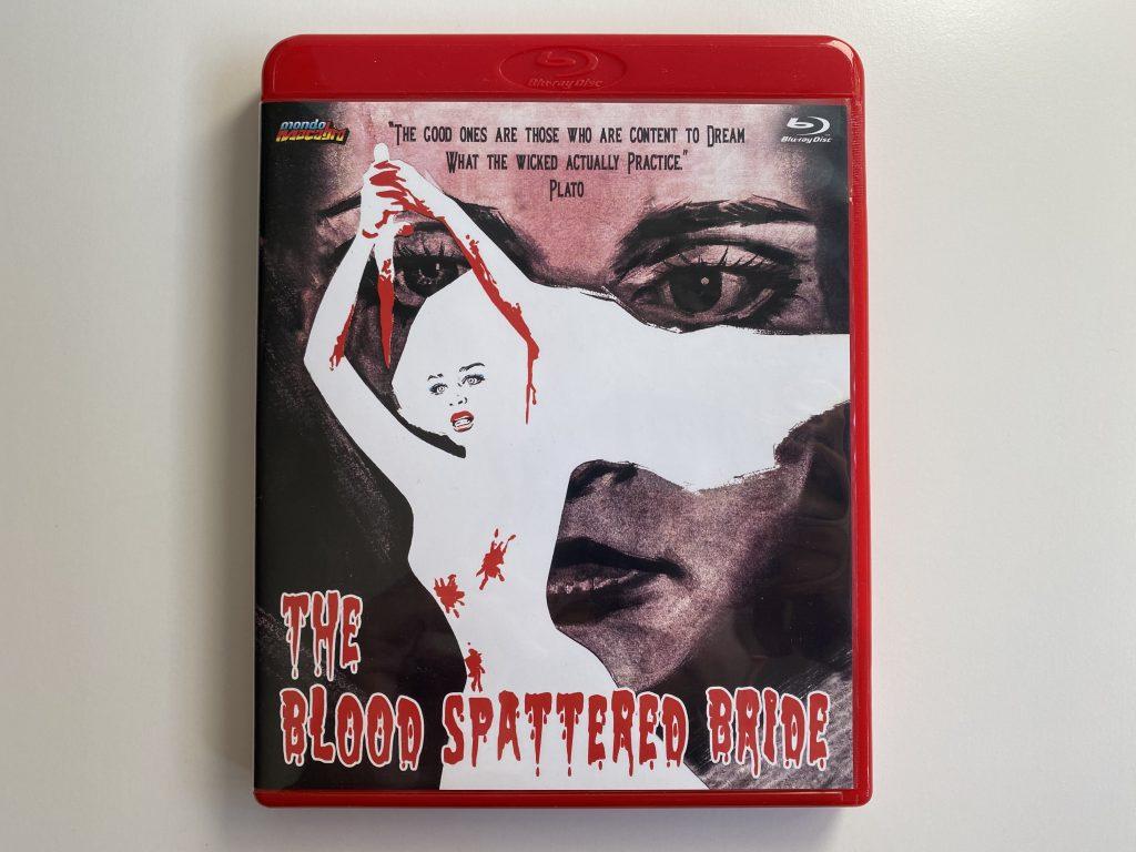 La novia ensangrentada en Blu-ray, por Mondo Macabro
