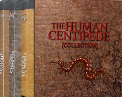 Blu-ray de El ciempiés humano 1