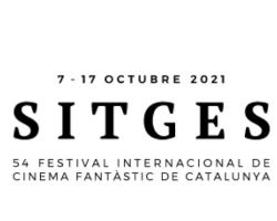 Logo del festival de Sitges 2021