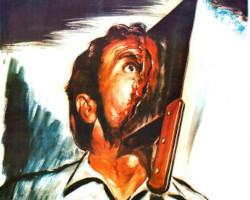 Portada del Blu-ray de La semana del asesino, editada en blu-ray por Severin Films