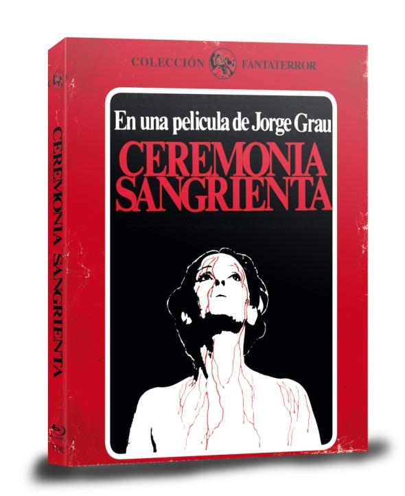 Imagen del Blu-ray de Ceremonia Sangrienta, de Ediciones 79