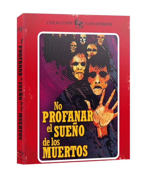Imagen del Blu-ray de No profanar el sueño de los muertos, de Ediciones 79