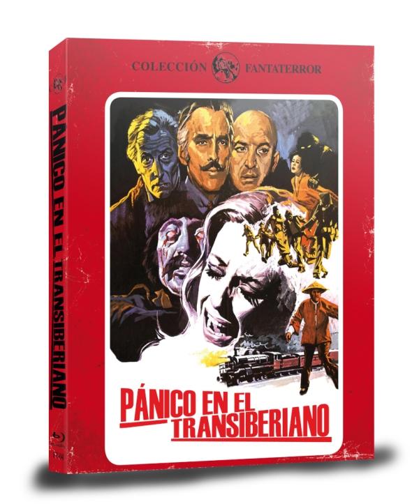 Imagen de Pánico en el transiberiano, de Ediciones 79